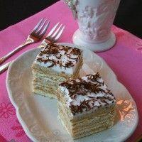 Krem kolač sa keksom