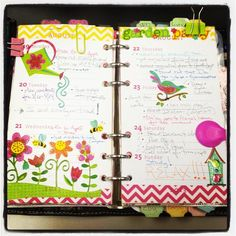 Organization | Properly Made Up --> Love the free-flowing expression of doodling and art! <-- LIZ