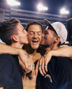 Find images and videos about lgbtq, dan reynolds and loveloud on We Heart It - the app to get lost in what you love. Dan Reynolds, Shannon Leto, Imagine Dragons, Jared Leto, Wayne Sermon, Friendship Day Quotes, New Beginning Quotes, We Heart It, Life Choices