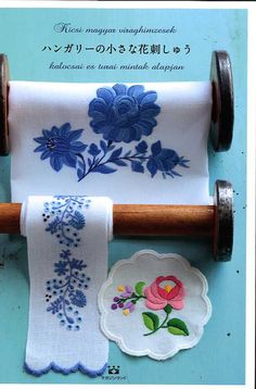 Japanese Embroidery Flowers Hungarian Floral Embroidery Japanese Stitch by JapanLovelyCrafts Hungarian Embroidery, Folk Embroidery, Japanese Embroidery, Learn Embroidery, Hand Embroidery Patterns, Floral Embroidery, Chain Stitch Embroidery, Embroidery Stitches, Machine Embroidery