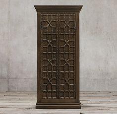 17th C. Castelló Double-Door Cabinet