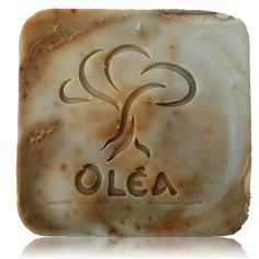 Hand made olive oil soap - carob Χειροποίητο σαπούνι ελαιολάδου με χαρούπι