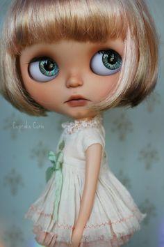 Custom OOAK Blythe Art Doll Charlie by Cupcake Curio | eBay