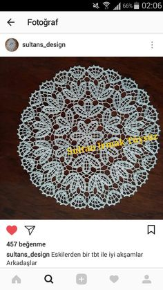 Lace Doilies, Crochet Doilies, Crochet Lace, Lace Centerpieces, Easter Crochet Patterns, Crochet Tablecloth, Christmas Gifts For Her, Crochet Gifts, Diy Wreath