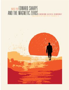 One of my newest favorites-- Edward Sharpe and the Magnetic Zeros