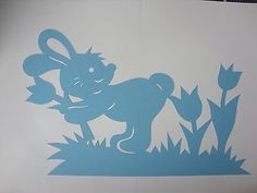 Birthday Chart Classroom, Birthday Charts, Bunny Drawing, Silhouette Images, Easter Art, Kirigami, Little Girls, Pikachu, Cricut