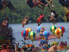 By Traci L. Suppa Thrill-seekers find many ways to zip, slip, slide and glide. Fun Summer Activities, Ticket To Ride, Summer Bucket Lists, Amusement Park, Roller Coaster, Connecticut, Art Projects, Places To Visit, Adventure