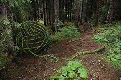 Land Art Festival @ Grindelwald | eARTh