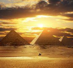 Pirámide de Giza, Egipto. #viajes #trip