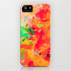 La Rochelle-Abstract  iPhone & iPod Case by Xchange Studio  - $35.00
