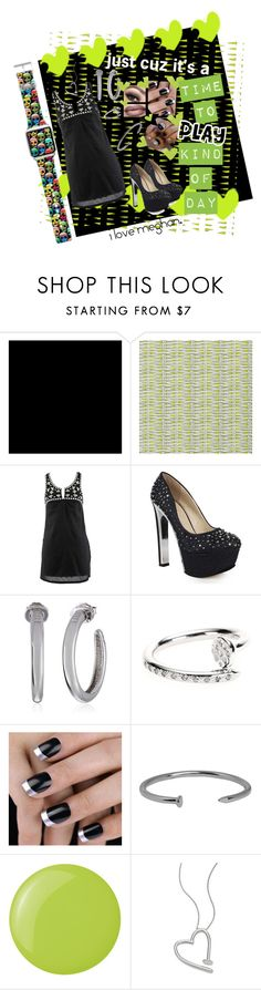 """""""💚😋😉🤗💚Just because it's a time to play kinda day!!!! 💚😁😄😆💚"""" by craftychick77 ❤ liked on Polyvore featuring South Shore, Christian Lacroix, Celeste, Jardin, Roberto Marroni, CC SKYE, Essie, A.L.C. and Casetify"""