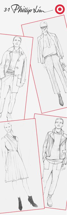 The secret's out—3.1 Phillip Lim for Target will be our next design collaboration! Pencil it in—this line of womenswear, menswear & accessories launches 9/15/13.