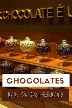 Conheças as atrações e lojas do famoso chocolate de Gramado #Gramado #ChocolatesDeGramado #SerraGaucha