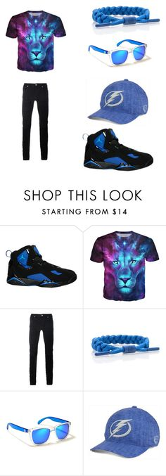 """""""kylen chilled AF"""" by jc-and-k-dot23 ❤ liked on Polyvore featuring NIKE, Diesel Black Gold, Rastaclat, Hollister Co. and Old Time Hockey"""