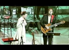 Dulce Pontes & George Dalaras - O Mare e Tu (The Sea and You) Greek Music, World Music, Your Music, You Youtube, Best Songs, Greece, Musicals, 1, Film