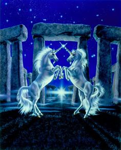 Gateway Of The Unicorns - Sue Dawe Photos - Kathy Scott Licensing