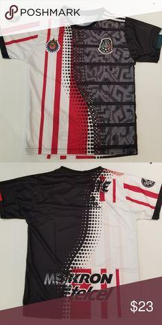 227c18a3166 Mexico Chivas de Guadalajara Soccer Jersey 2 in 1 Mexico and chivas Soccer  Jersey Sports Shirts
