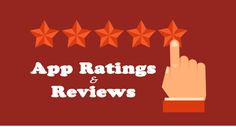Good ratings and reviews are critical to ASO and your app's ultimate success. Not only do they highlight ways you can improve your app, ratings and reviews also contribute to search rankings within the app store, helping you to market your app more effectively. App Ratings and Reviews both in terms of quality & quantity have a huge impact on ASO, so it's your best interest to get as many as you can.