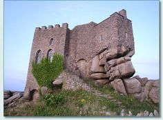 cornwall castles - Google Search