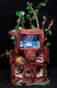 Magic Faraway Tree and the Folk of the Faraway Tree all in the Enchanted Wood.