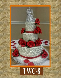 Louisiana Castle: Cakes