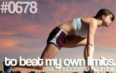 Reasons to be Fit #678