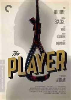 The player. WS : [videorecording] / The Criterion Collection.  A Hollywood studio executive with a shaky moral compass (The Shawshank Redemption's Tim Robbins) finds himself caught up in a criminal situation that would fit right into one of his movie projects, in this biting industry satire from Robert Altman.
