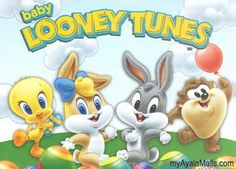 Celebrate Easter and Meet Baby Looney Tunes. Baby Bugs Bunny and Baby Lola Bunny! Looney Tunes Bebes, Looney Tunes Party, Looney Tunes Cartoons, Old Cartoons, Baby Cartoon Characters, Looney Tunes Characters, Disney Babys, Baby Disney, Baby Bugs Bunny