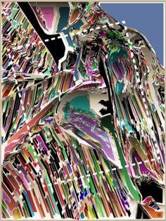 "Saatchi Art Artist JACEK TOFIL; New Media, ""the frame of your body"" #art"