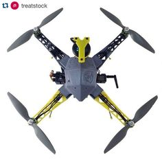 #Repost @treatstock .  The beauty of 3D printing is it allows customization at the design level and this is what Bonadrone are promoting with their 3D printed quadcopter drone which theyve called Mosquito. People can choose the color of the drone additional accessories such as camera gimbals and hooks and even upgrade certain parts for high quality materials for more optimal performances.  #treatstock #treatstockcom #3d #3dprinting #3dprinted #3dprint #3ddesign #design #designer #designs…