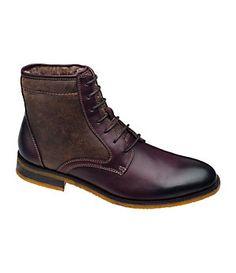 J&M Est. 1850 Men´s Burchfield Shearling Boots