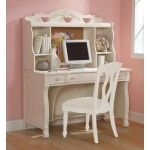 $1397.00  Genevieve Computer Desk And Hutch by Broyhill