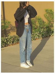 Indie Outfits, Edgy Outfits, Retro Outfits, Cute Casual Outfits, Vintage Outfits, Soft Grunge Outfits, Grunge Girl, Teen Fashion Outfits, Simple Outfits