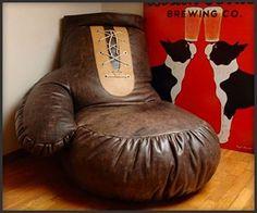 Boxing Glove Bean Bag