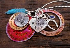 Happy 18th Happy Birthday Gift 18th by OrganicRustCreation on Etsy, $121.00