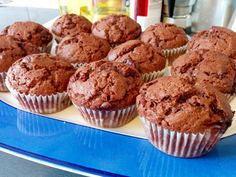 Pätkismuffinssit Dessert Recipes, Desserts, Let Them Eat Cake, Sweet Tooth, Cheesecake, Brunch, Food And Drink, Cupcakes, Nutrition