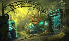 Dark Arcana: The Carnival #darkarcana #carnival #artifexmund #adventure #game www.facebook.com/ArtifexMundi.DarkArcana www.artifexmundi.com/page/carnival/