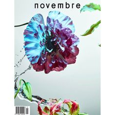 "633 Likes, 8 Comments - Novembre Magazine (@novembremagazine) on Instagram: ""NOVEMBRE 11 OUT NOW!  Proud to unveil our cover 2/2, available for pre-oder exclusively on…"""