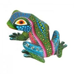 Luis Sosa: FrogMexican Carved WoodMore Pins Like This At FOSTERGINGER @ Pinterest