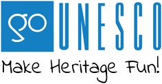 GoUNESCO is a citizen led initiative that makes discovering heritage fun. Join the global movement - interpret heritage, get involved and act! Past, Writing, Logos, World, Fun, How To Make, Travel, Past Tense, Viajes