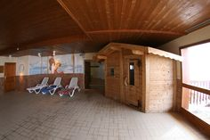 Chalet des Neiges Hermine Val Thorens swimming-pool