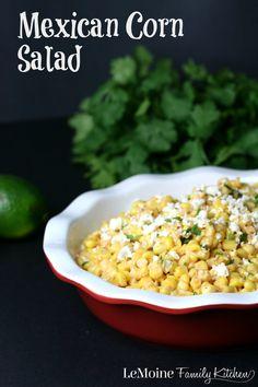 Mexican Corn Salad |