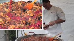 The Hungry Cuban PAELLA PARTY