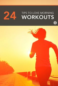 24 Morning Workout Tips That Are Actually Helpful — We know how hard it can be to get yourself out of bed in the morning for a workout. Follow these tips, and you'll be sweating as the sun is rising! #fitness #workout #tips #greatist