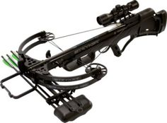 Stryker StrykeZone 380 Crossbow Package. Daryl approved!