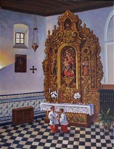 Interior de Iglesia