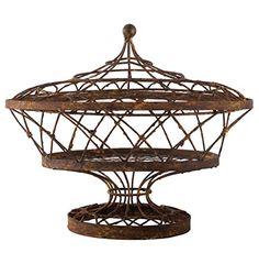 Degas Rusted Oval Pedestal Iron Baskets with Lids - Set o... https://www.amazon.com/dp/B00YAW7AIY/ref=cm_sw_r_pi_dp_x_nB-.xbYHJMSS8