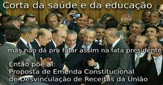 Randolfe também acha que Dilma está lá
