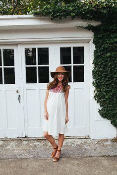 perfect summer dress! nenaandco.com