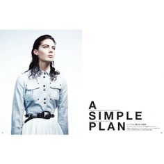 Edit of the Week A Simple Plan Models ❤ liked on Polyvore featuring text, words, phrase, quotes and saying